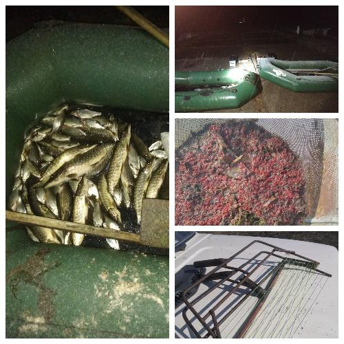 У березні порушники завдали збитків рибному господарству на суму близько 33 тис. грн, - Сумський рибоохоронний патруль